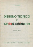 Disegno tecnico e architettonico - Volume 3°