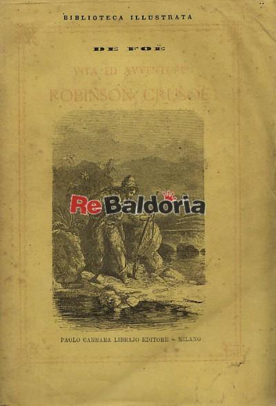 Vita ed avventure di Robinson Crusoè