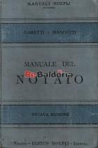 Manuale del notaio