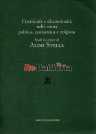 Continuità e discontinuità nella storia politica, economica e religiosa