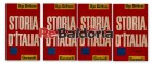 Storia d'Italia vol. 1-4