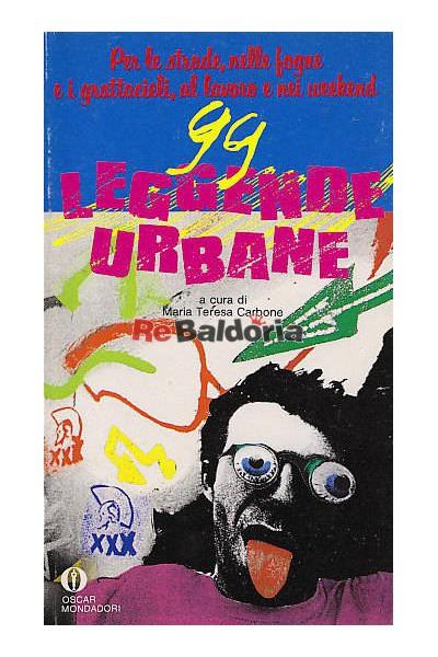 99 leggende urbane