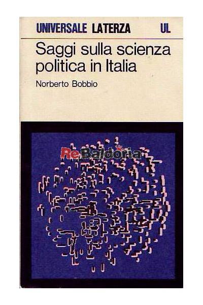 Saggi sulla scienza politica in Italia