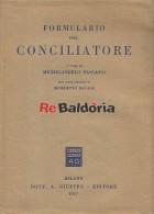 Formulario del conciliatore
