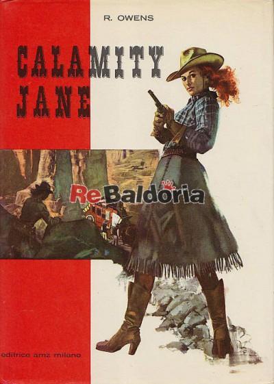 Calamity Jane la ragazza del Pony-Express