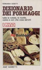 Dizionario dei formaggi
