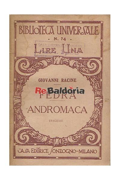 Fedra Andromaca