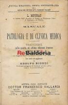 Manuale di patologia e di clinica medica