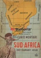 Sud - Africa oro - diamanti - negri