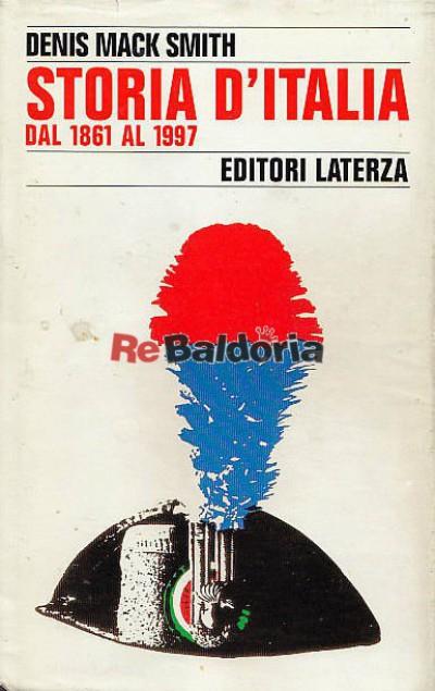 Storia d'italia dal 1861 al 1997