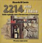 2214 vini d'Italia