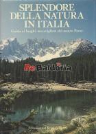 Splendore della natura in Italia
