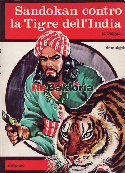 Sandokan contro la tigre dell'India