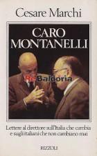 Caro Montanelli
