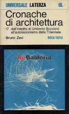 Cronache di architettura