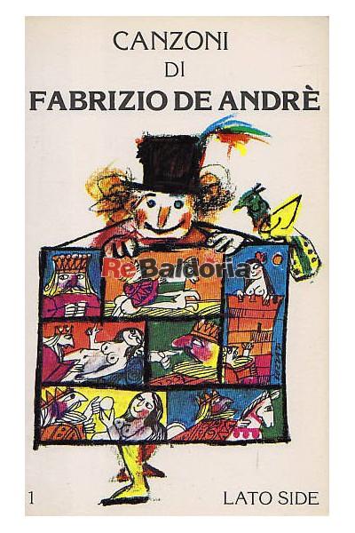 Canzoni di Fabrizio De Andrè
