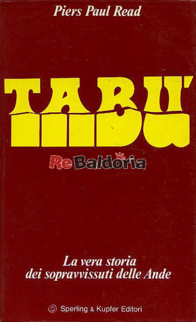 Tabù (Alive: The Story of the Andes Survivors)