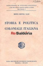 Storia e politica coloniale italiana