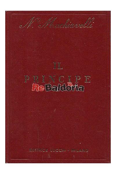 Il principe Annotato per le scuole da C. Siniscalchi