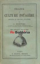 Traité de culture potagère (petite et grande culture)