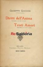 Diritti dell'Anima - Tristi Amori