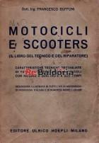Motocicli e scooters - Il libro tecnico del riparatore