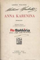 Anna Karenina - Vol. 1°