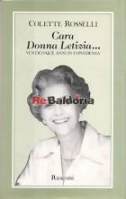 Cara Donna Letizia ...