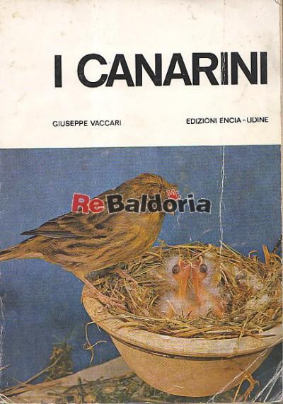 I canarini