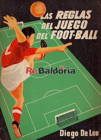 Las reglas del juego del foot-ball
