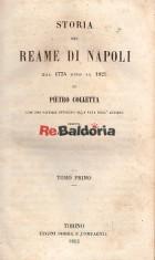 Storia del Reame di Napoli dal 1735 sino al 1825