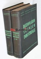 Dizionario tecnico industriale