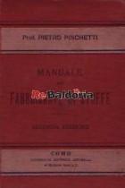 Manuale del fabbricante di stoffe