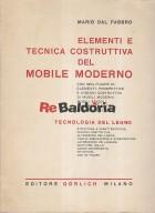 Elementi e tecnica costruttiva del mobile moderno
