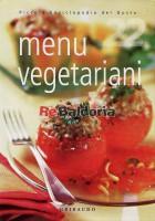 Menu vegetariani - Piccola Enciclopedia del Gusto n. 22