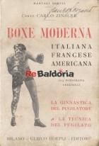Boxe moderna italiana francese americana