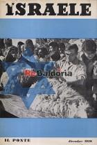 Israele - Numero speciale della rivista IL PONTE