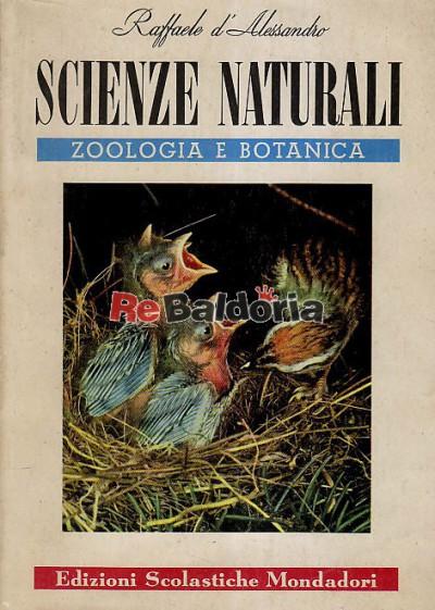 Scienze naturali volume I°