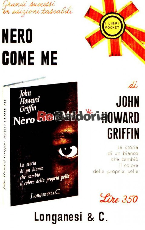 john howard griffin black like me Buy a cheap copy of black like me book by john howard griffin he trudged southern streets searching for a place where he could eat or rest, looking vainly for a job other than menial labor.