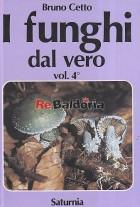 I funghi dal vero vol. 4°
