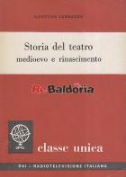 Storia del teatro medioevo e rinascimento
