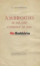 Ambrogio di Milano console di Dio