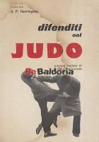 Difenditi col Judo