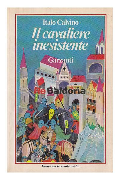 Italo Calvino Il Cavaliere Inesistente Ebook