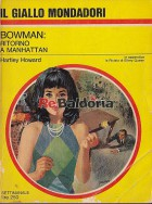 Bowman: ritorno a Manhattan