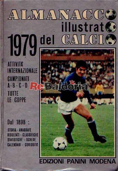 Almanacco illustrato del calcio 1979 - vol. 38
