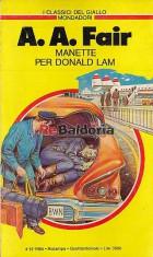 Manette per Donald Lam