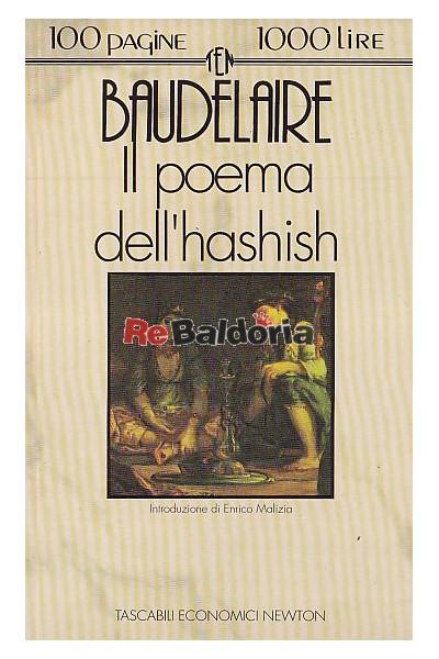 Il poema dell'hashish