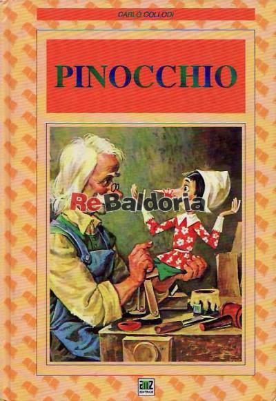 Le avventure di Pinocchio - Storia di un burattino