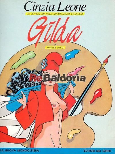 Gilda in Atelier David